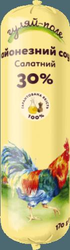 Mayonnaise sauce For a salad Гуляй-поле Tube 170 g