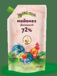 Майонез Домашній Гуляй-поле Д/пак 350 гр.