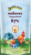 Майонез Традиційний Гуляй-поле Д/пак 160 гр.