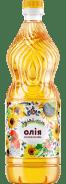 Соняшникова олія рафінована  Гуляй-поле 1L  920 г