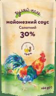 Майонезний соус Салатний Гуляй-поле Д/пак 160 гр.
