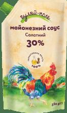 Майонезний соус Салатний Гуляй-поле Д/пак 350 гр.